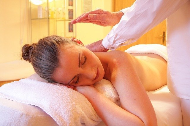 cliente masajes spa