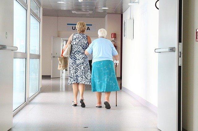 cuidado de los pacientes
