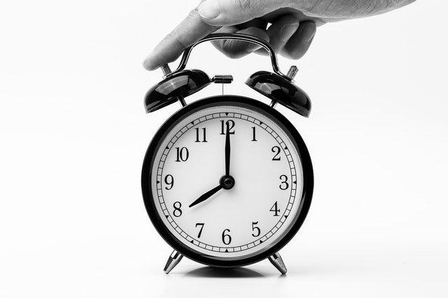tu tiempo es valioso